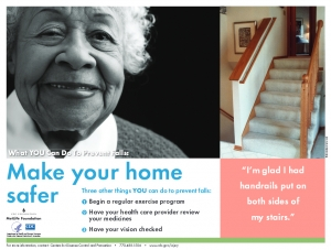 Home Safety and Fall Prevention