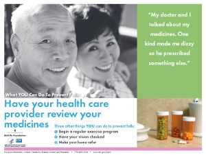 Medications and Fall Prevention