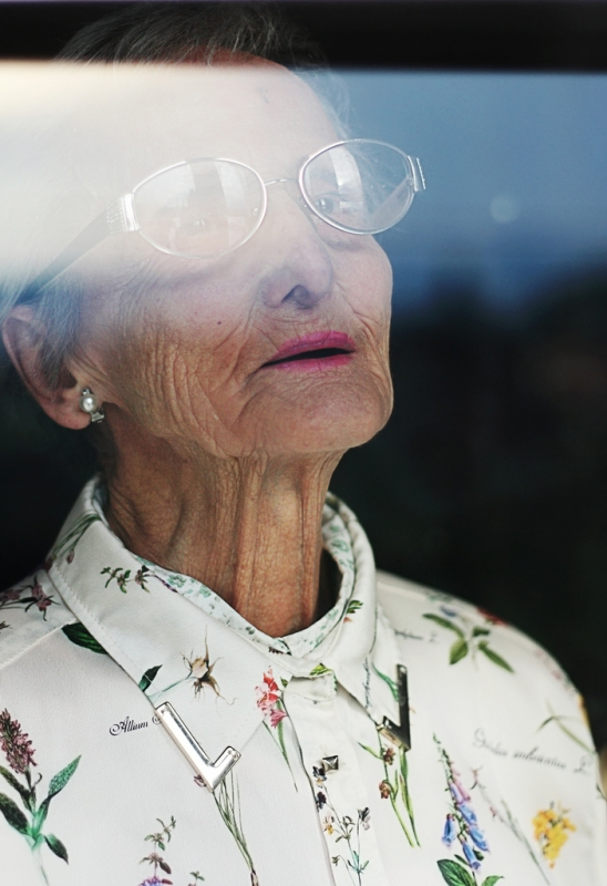 declining vision and home lighting for aging in place