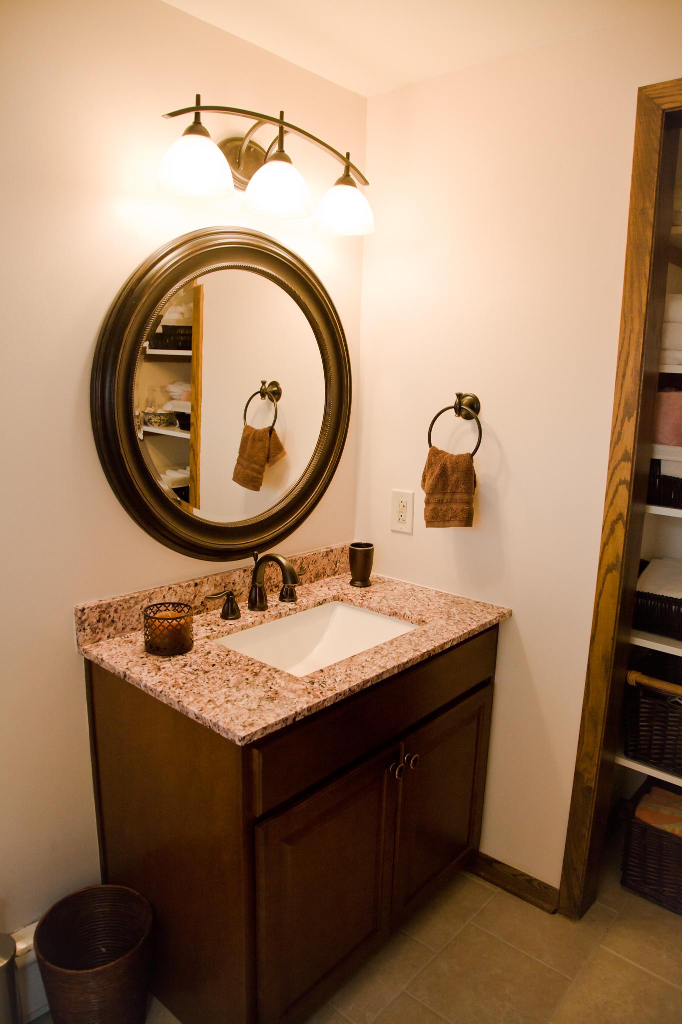 Bathroom Light Installation Camba