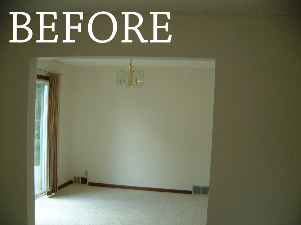 Living & Dining Room Remodel by Smart Accessible Living