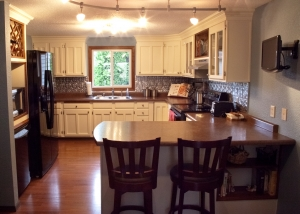 A Kitchen Rennovation by Smart Accessible Living