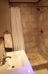 Custom Tile Shower by Smart Accessible Living