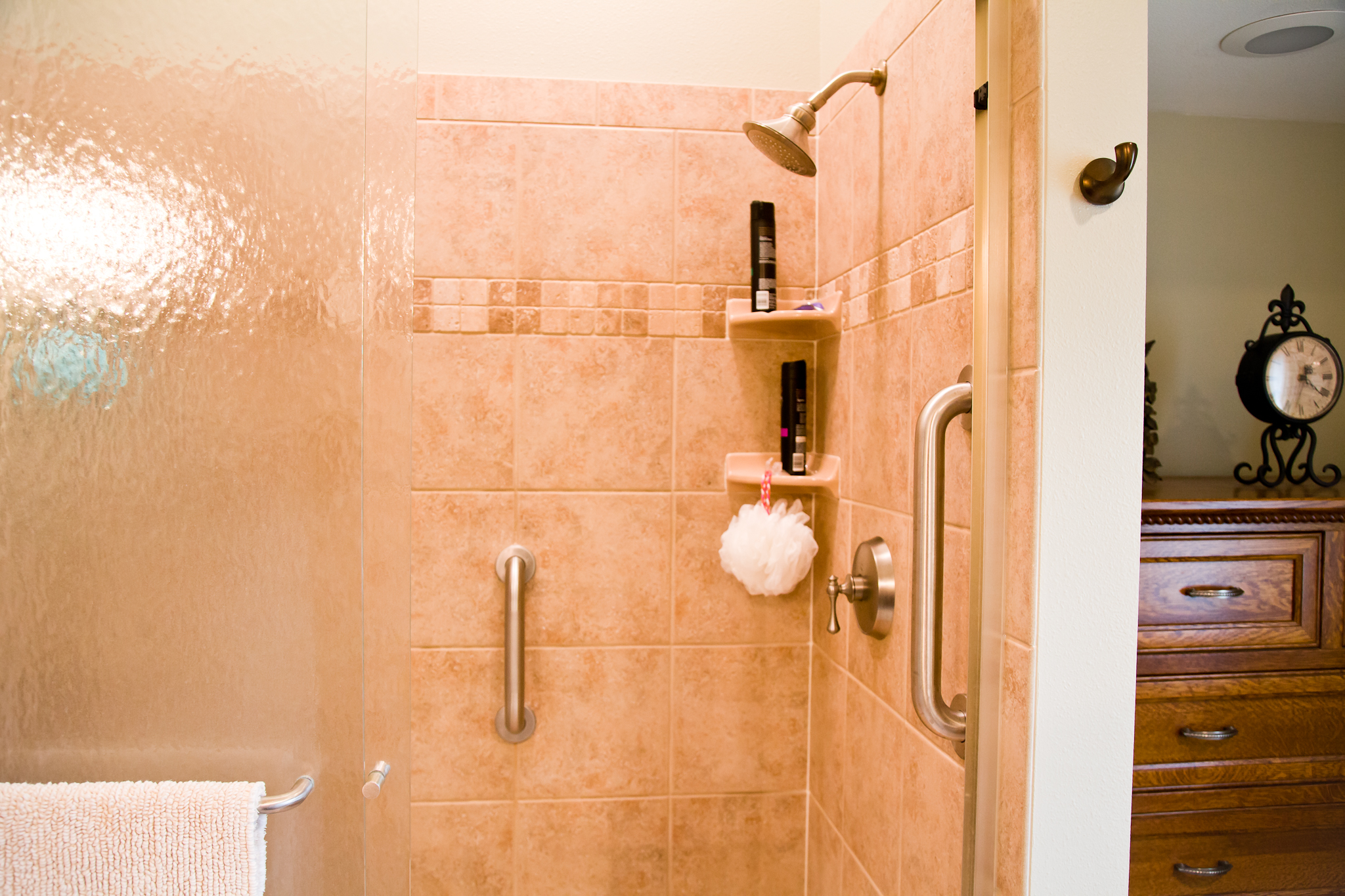 ... Shower Grab Bars Installed By Smart Accessible Living ...