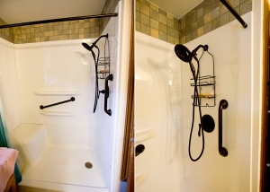 Accessible Shower Bathroom Remodel