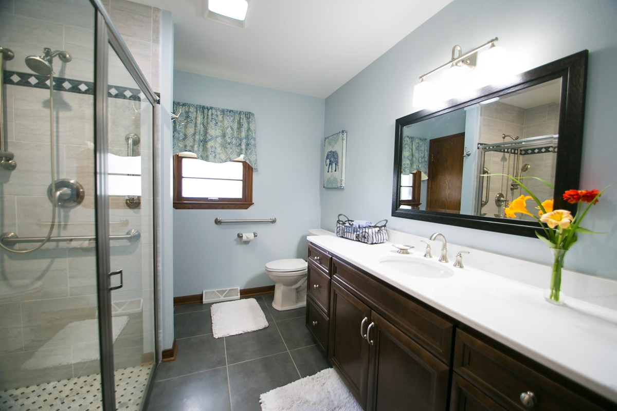 Bathroom Remodel Accessible Bathroom and Shower – Accessible Bathroom