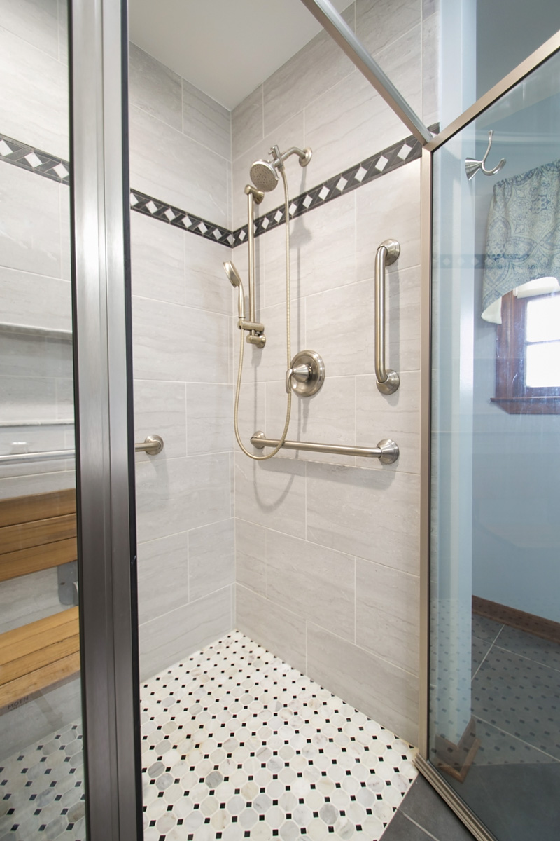 Bathroom Remodel | Accessible Bathroom and Shower | Smart Accessible ...