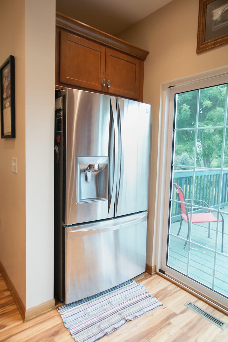 Updated Modern Kitchen | Open Concept Kitchen Remodel in Watertown ...
