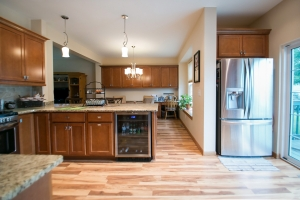 An Open Concept Kitchen Rennovation