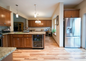 An Open Concept Kitchen Rennovation
