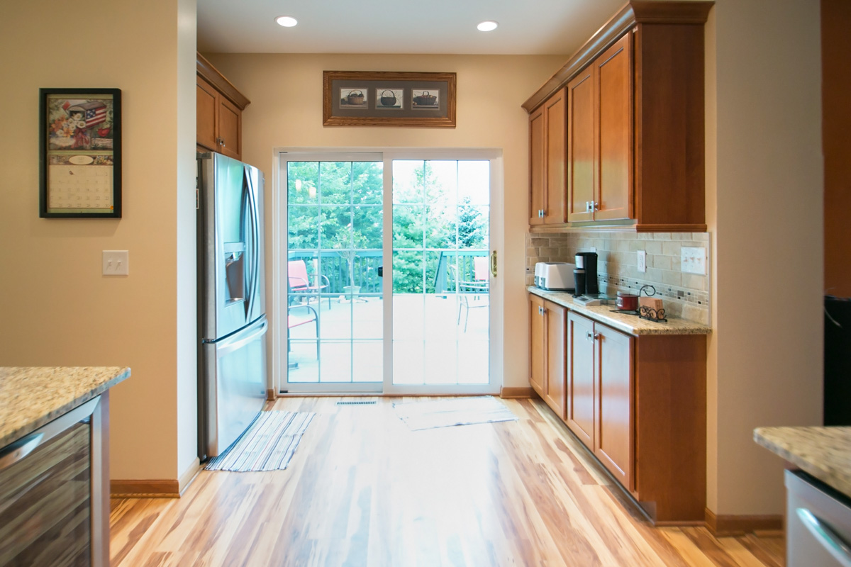 Updated Modern Kitchen | Open Concept Kitchen Remodel in Watertown ...