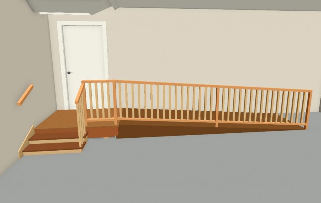 3D rendering by Cedarburg Wisconsin Remodeler
